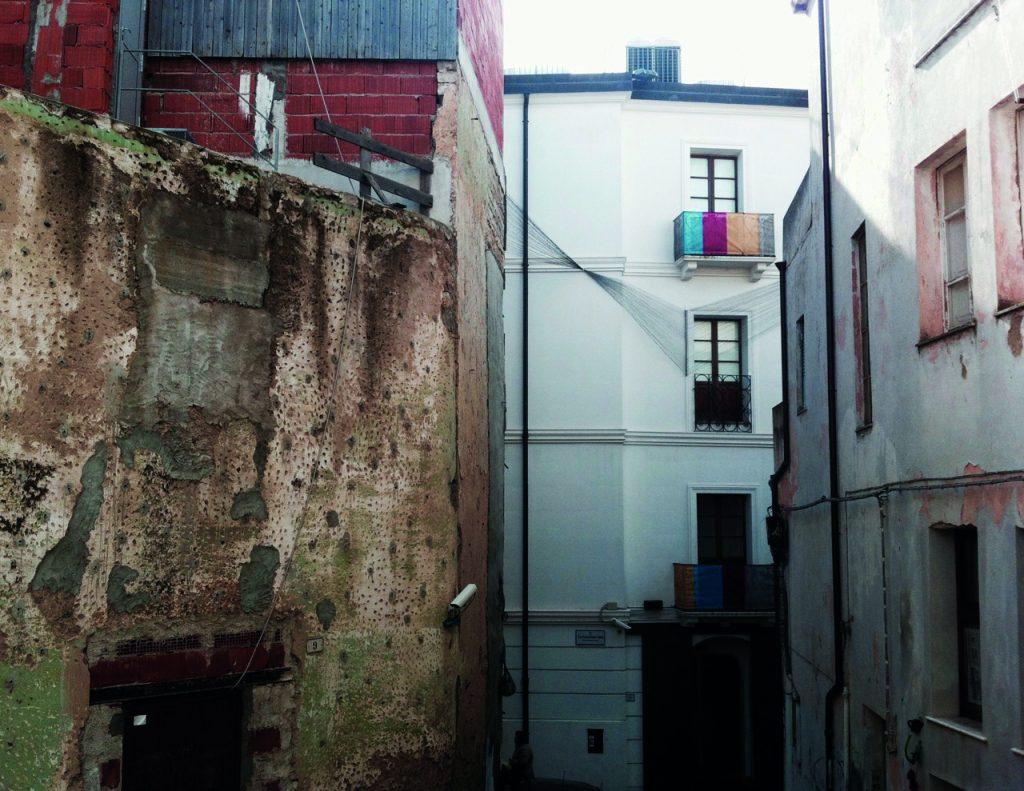 Das MAN Nuoro, eine wichtige Adresse für Kunst auf Sardinien in einer unscheinbaren Seitengasse