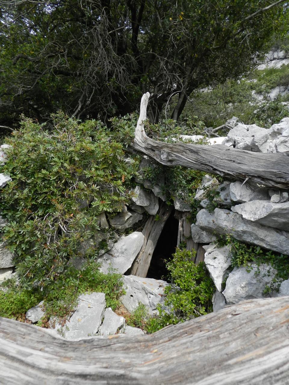 Ein Versteck im Supramonte oder zu offensichtlich?