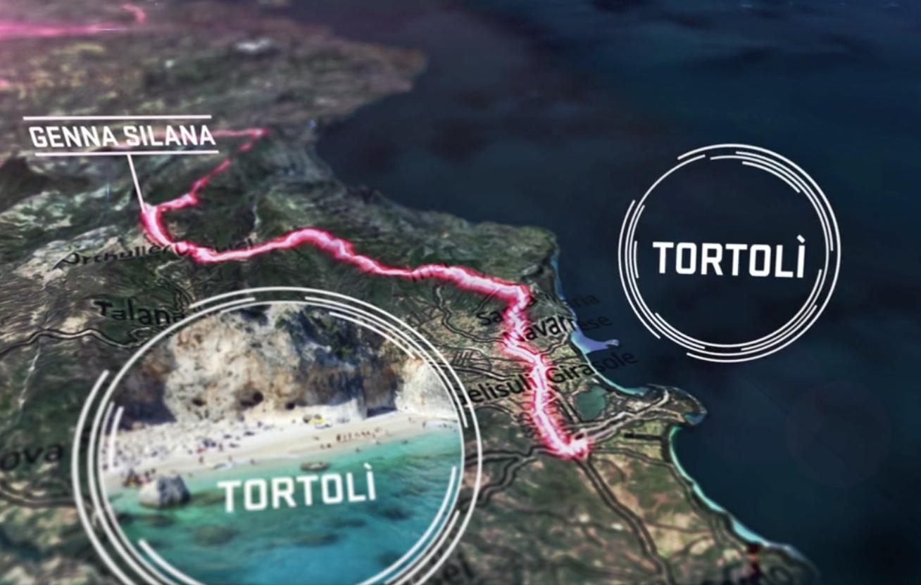 Der Giro d'Italia 2017 startet auf Sardinien!