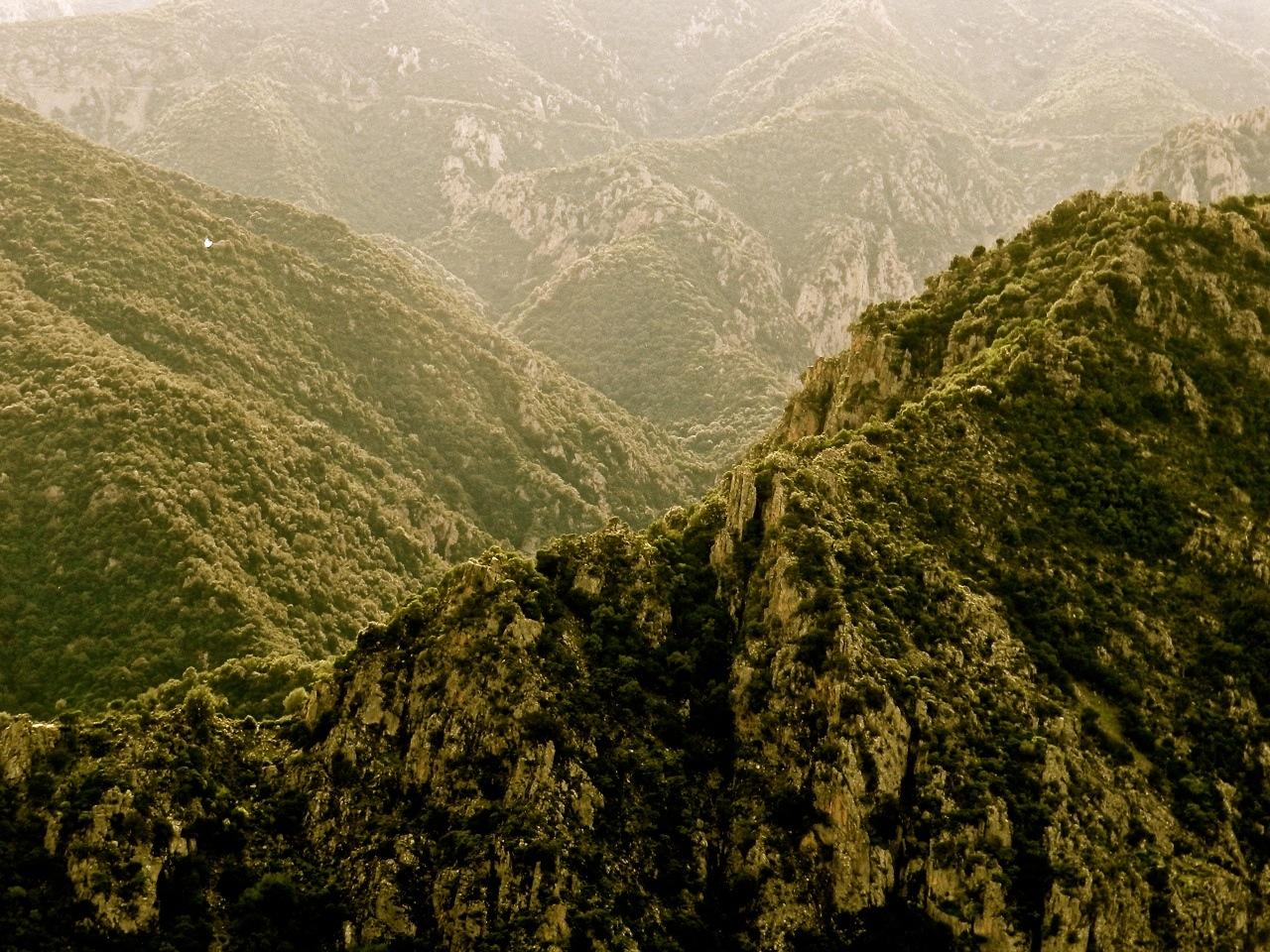 Wenn die Landschaft dich im Urlaub ausbremst: Entspann dich ...