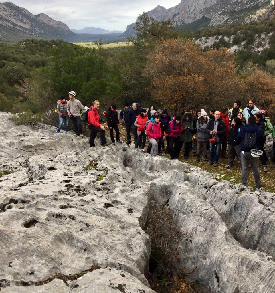 Das hier könnte so in 4 Millionen Jahren ein neuer Canyon à la Gorropu werden