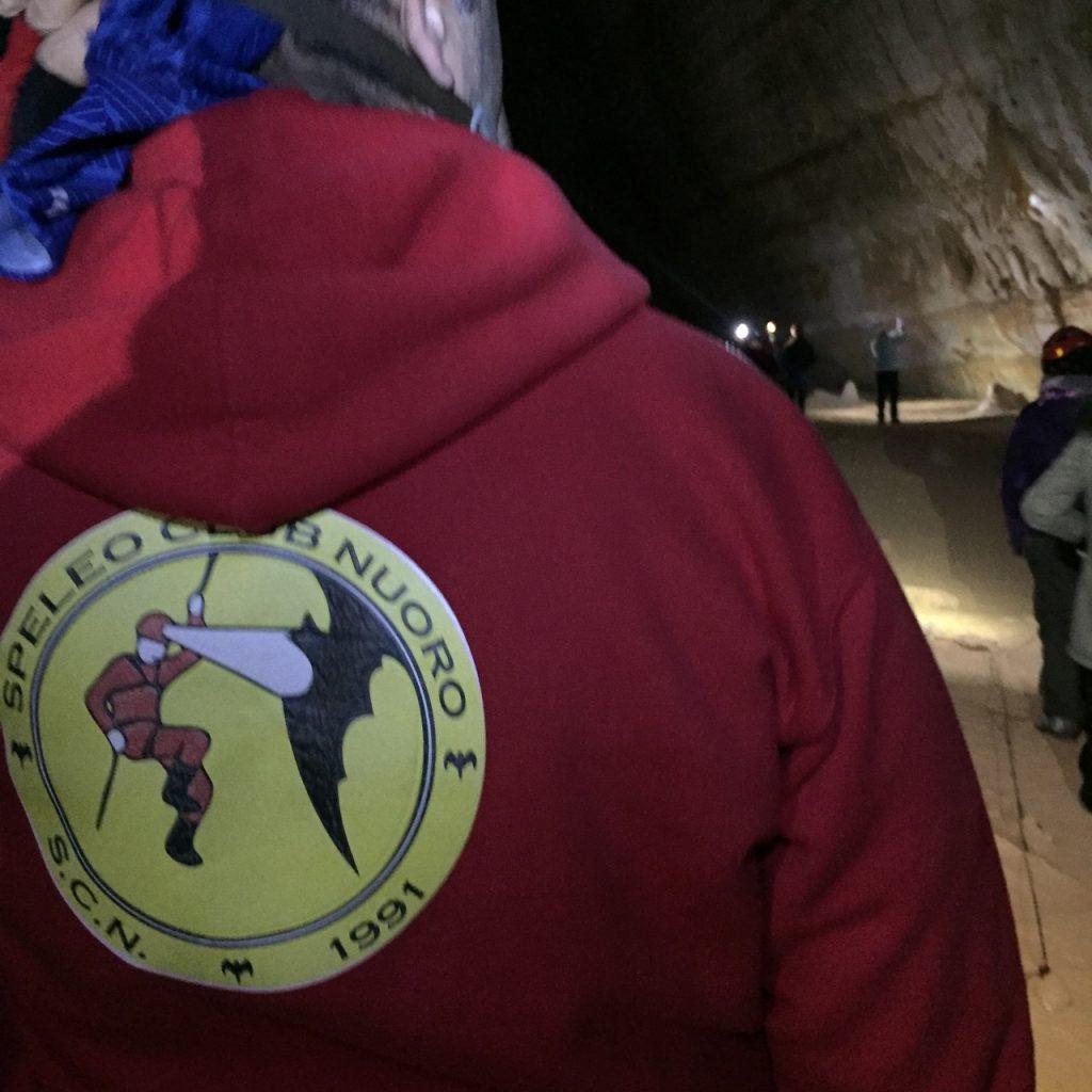 """Die """"Höhlenmenschen"""" (Speläologen) aus Nuoro kennen die Grotte wie ihr Zuhause"""