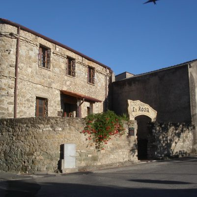Sardische Gastfreundschaft in Pauli Arbarei: Locanda La rosa