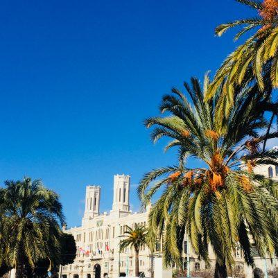 Palmen und Palazzi: Cagliari verzaubert sofort