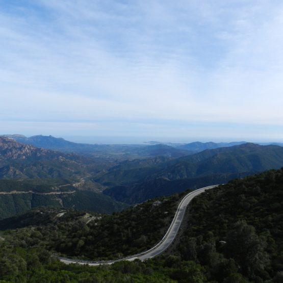 Traumhafte Landschaft bei Talana