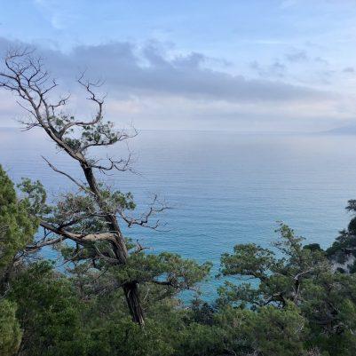 Küstentrek im Supramonte: Berg und Meer