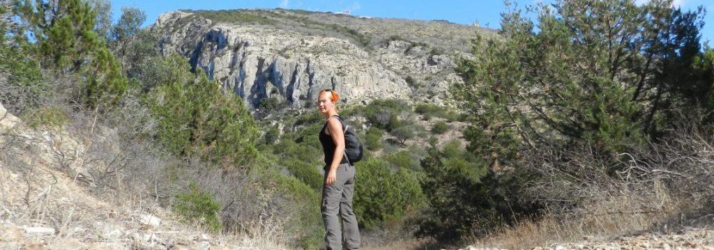 Trekking am Capo Figari