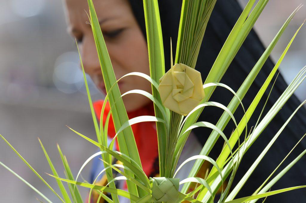 Domenica delle Palme: Am  Palmsonntag ist eine besonders schöne Prozession in Desulo zu bestaunen.