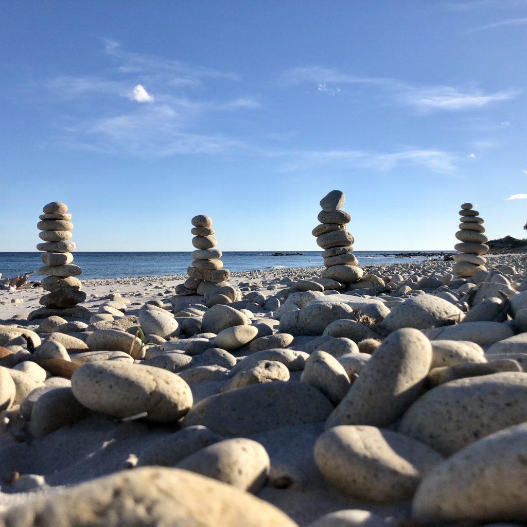 Relax geht auf Sardinien an sonnigen Wintertagen auch  wunderbar draussen.