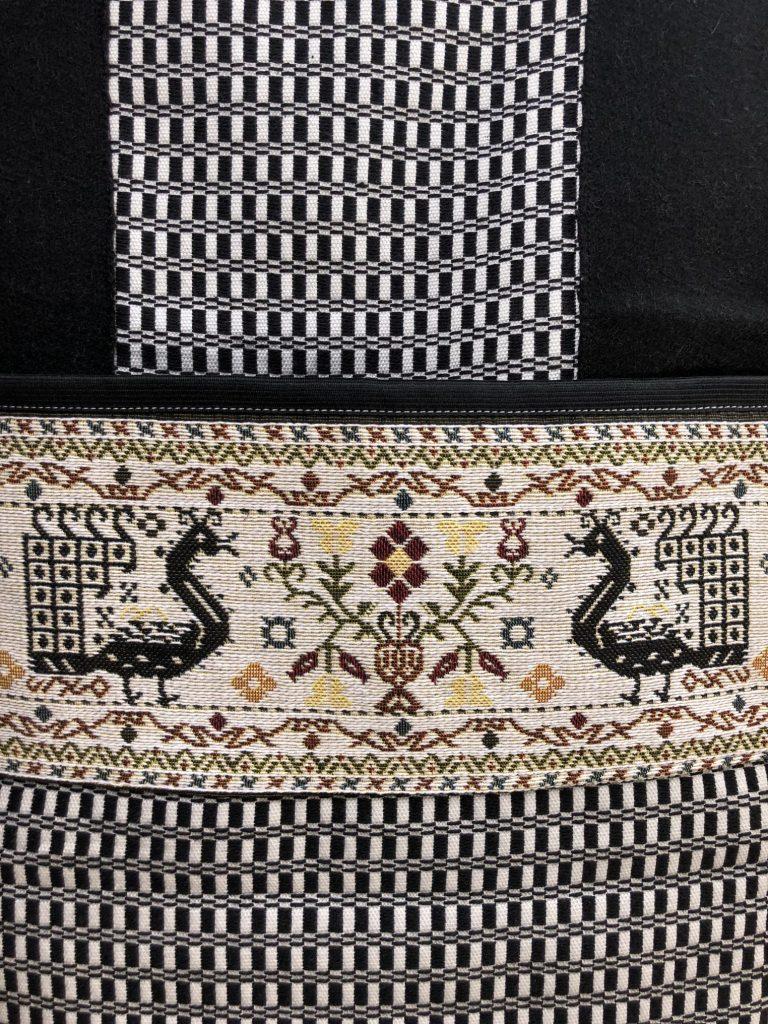 Sardische Qualität: eine Tasche der Hirten