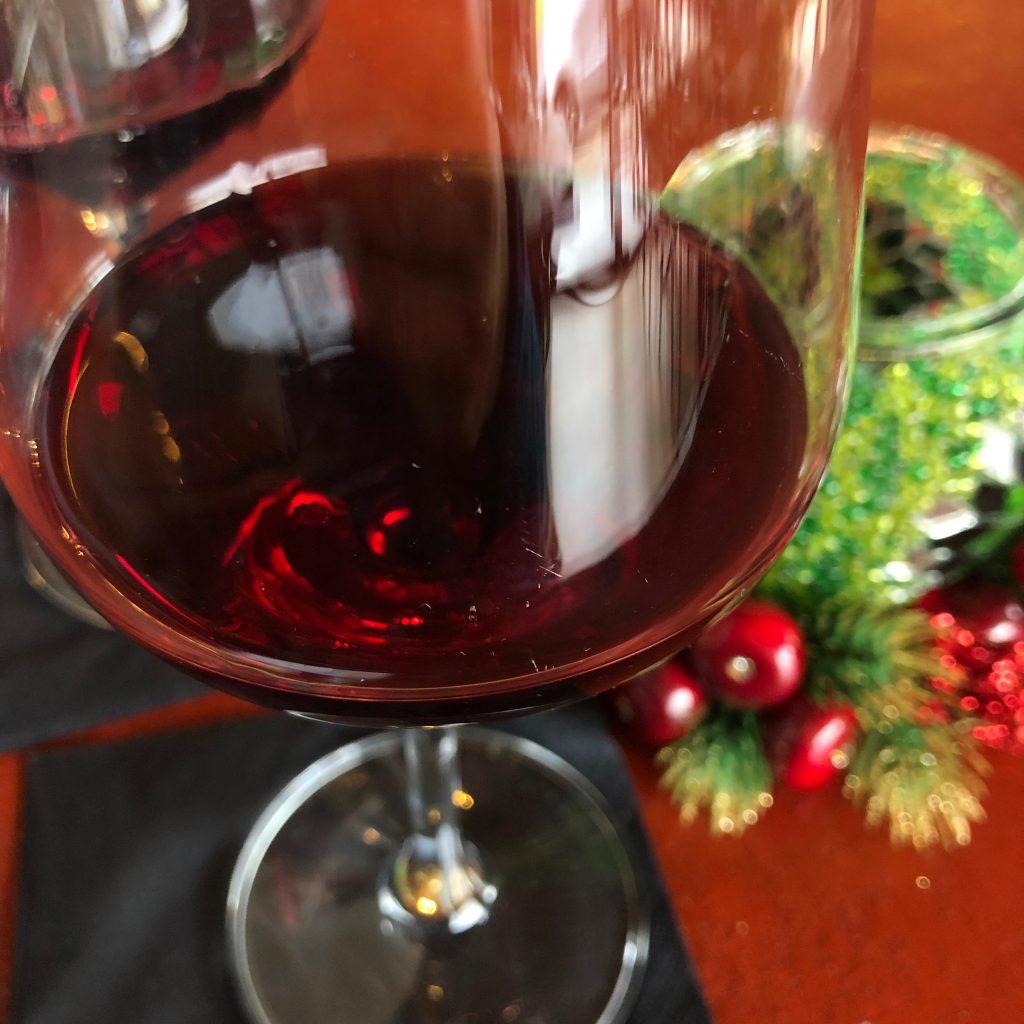 Gegen einen weihnachtlichen Cannonau ist grad mal gar nix einzuwenden :)