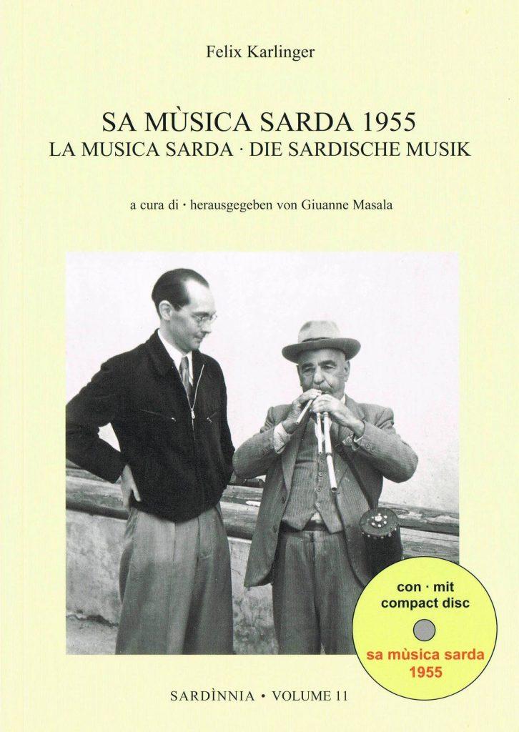 Sa Musica Sarda 1955 - Felix Karlinger