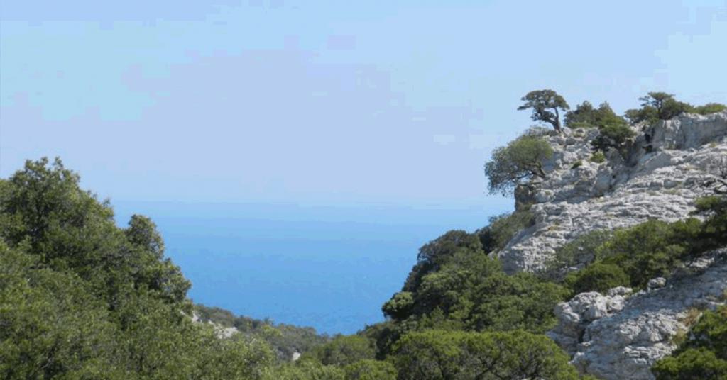 Meer und Berg im Supramonte