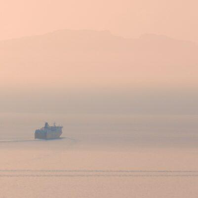Mit der Fähre von und nach Sardinien