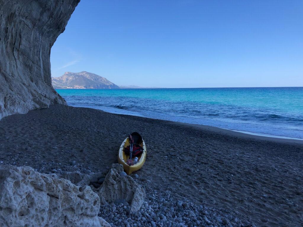 Kanufahren im Golfo di Orosei: sehr gute Idee!