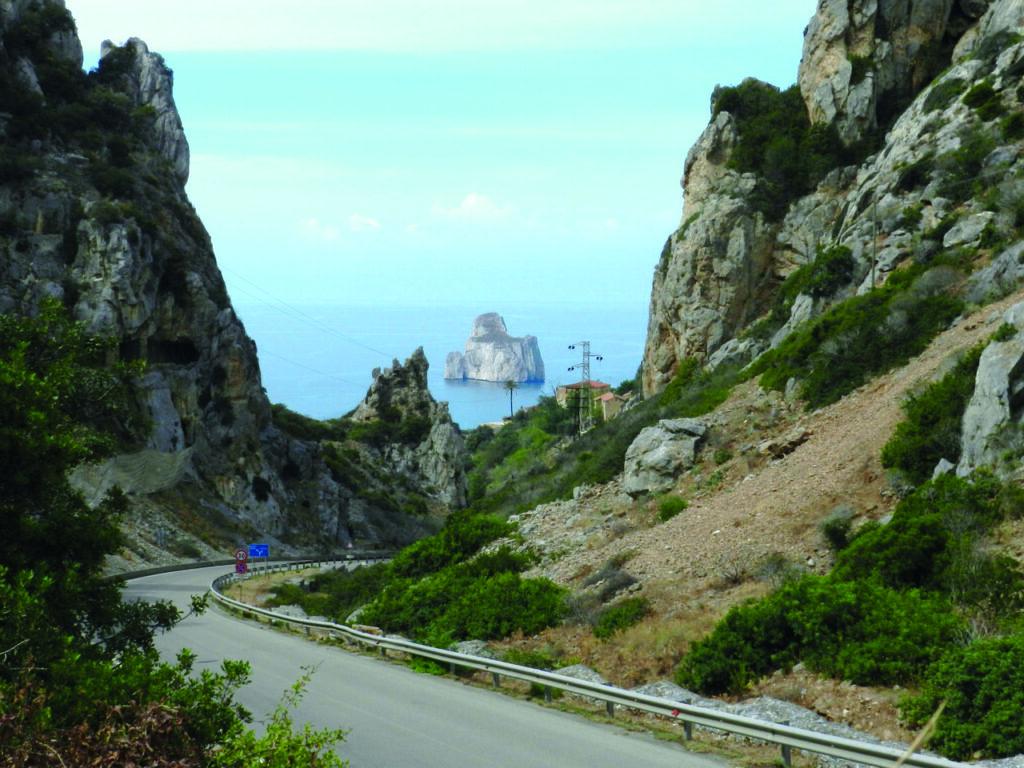 Masua und der Pan di Zucchero - ein Sardinien-Highlight