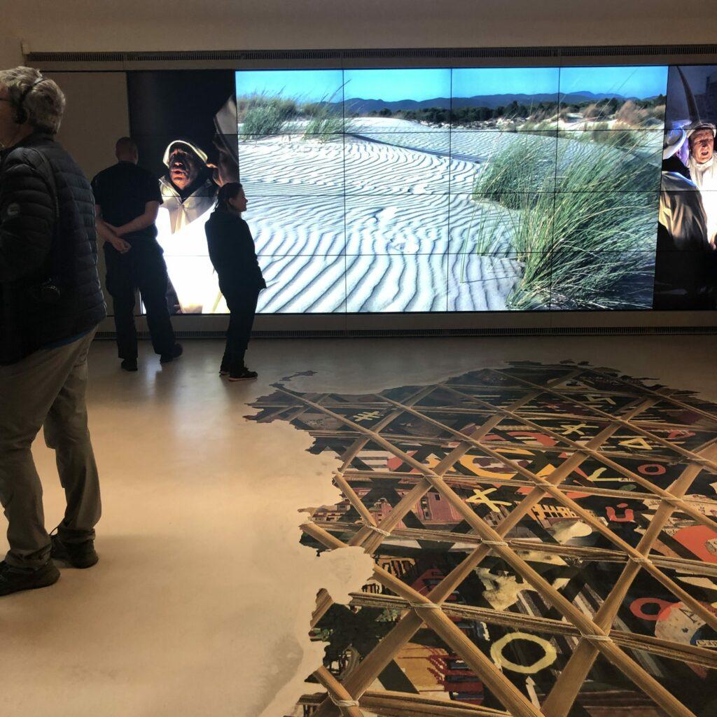 Es gibt irre viel zu sehen im Museo Etnografico in Nuoro