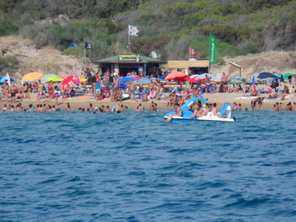 """So ging """"normaler"""" Sommerurlaub auf Sardinien ..."""